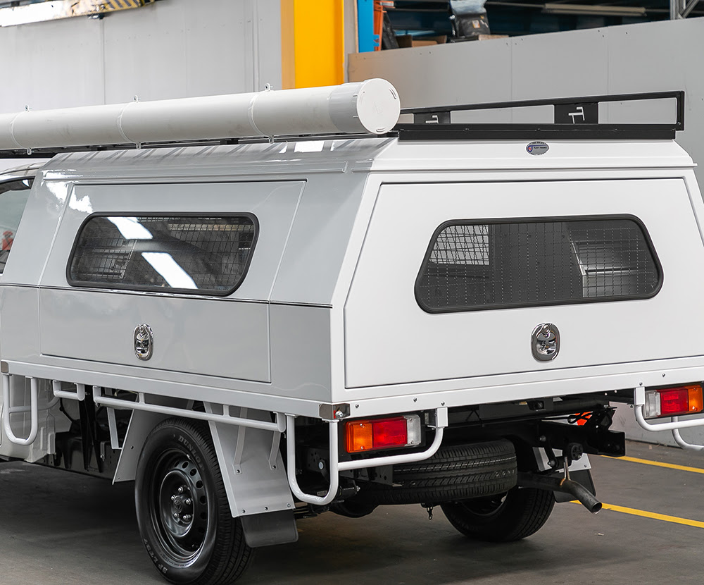 Canopy & Service Bodies