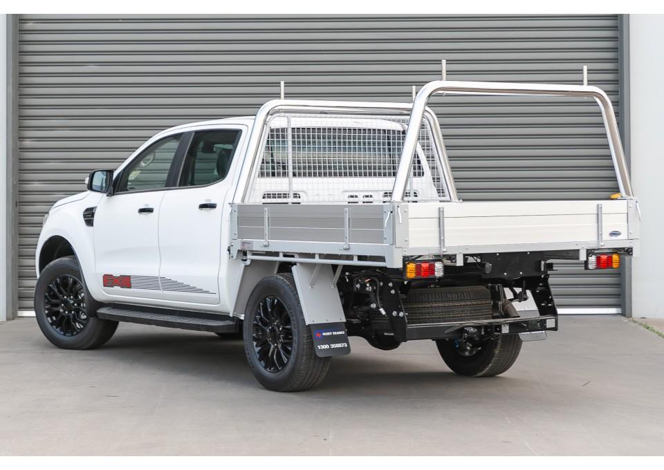 Heavy Duty Aluminium Tray Body